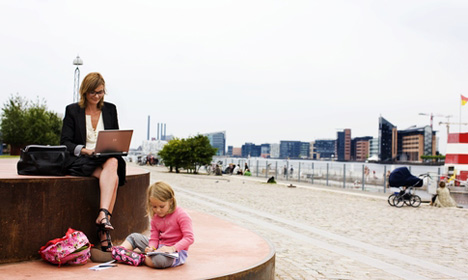 Denmark still Europe's top country for business