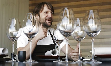 Noma's Australian stint sells out in two minutes
