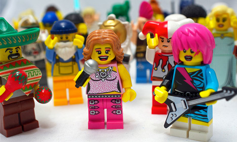 Lego joins world's most valuable brands