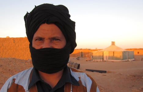 40 years a refugee: From Western Sahara to CPH