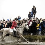 The steeplechase event has been held every year since 1900, with a few exceptions during World War 2. Photo: Photo: Simon Læssøe/Scanpix