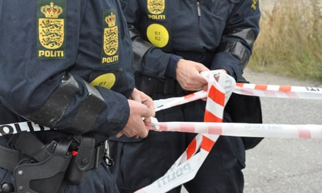 Aarhus man shot himself to death by accident