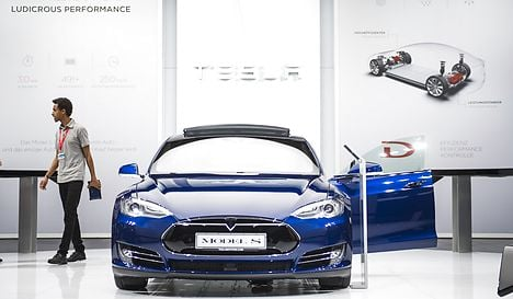 Tesla accused of trying to circumvent Danish tax