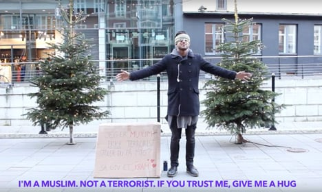 'Muslim trust experiment' comes to Denmark