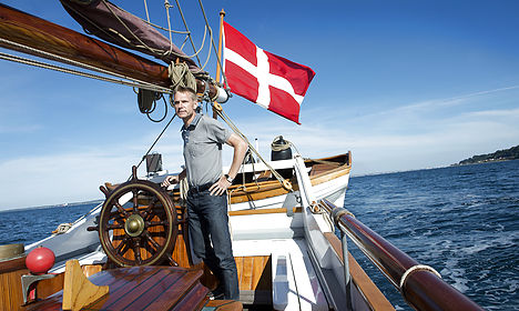 Danish People's Party to repay EU for sailing tour