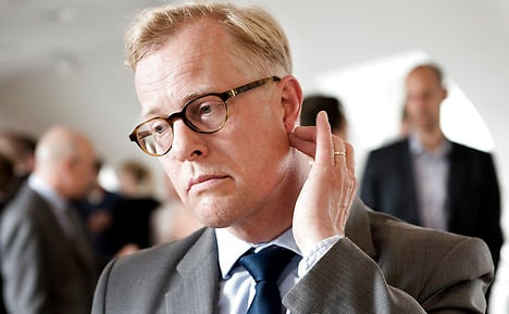 Pair of Danish politicians plagued by scandal