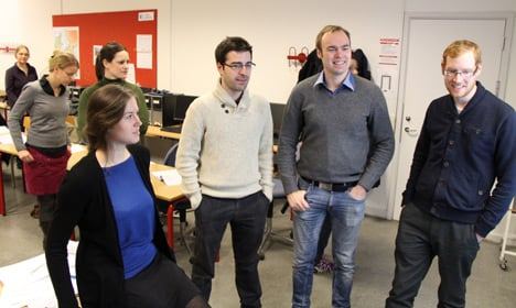 Language holds the key to success in Denmark