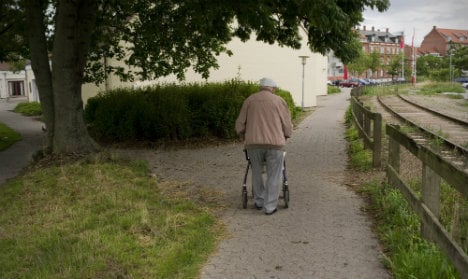 Danes turn to GPS to track dementia patients