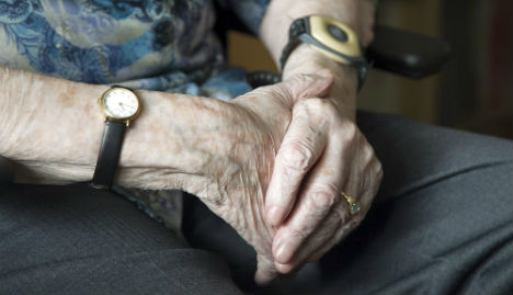 Danish care homes 'leave old in wet nappies'