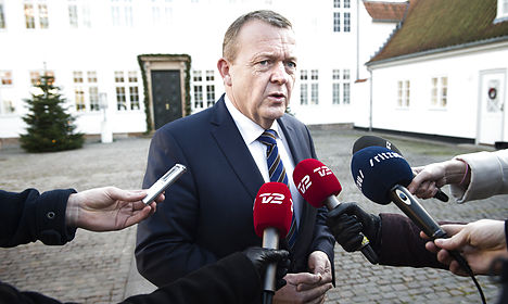 PM tries to find basis for Danish EU parallel deal