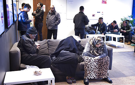 New month, new record for refugees in Denmark