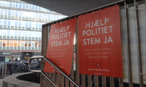 Uncertainty ahead of Danish EU opt-out vote