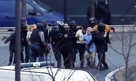 'My life turned to horror after being Paris hostage'
