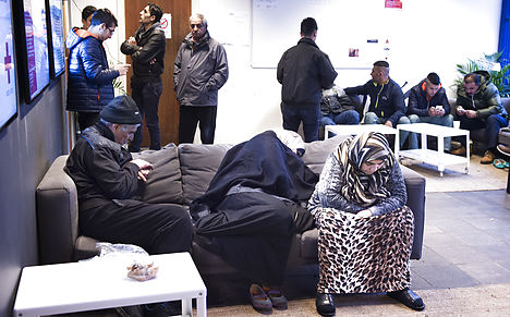 Denmark passes controversial bill to take migrants' valuables