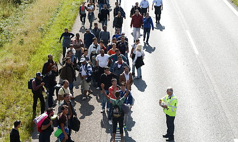 Danish family man slapped with fine for helping refugees