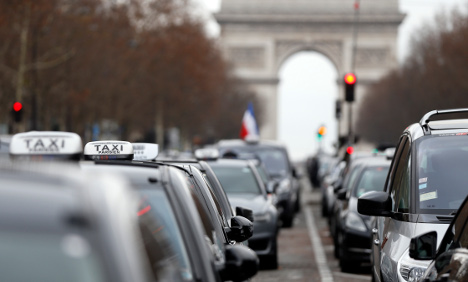 France strikes latest: Roads blocked and flights cancelled