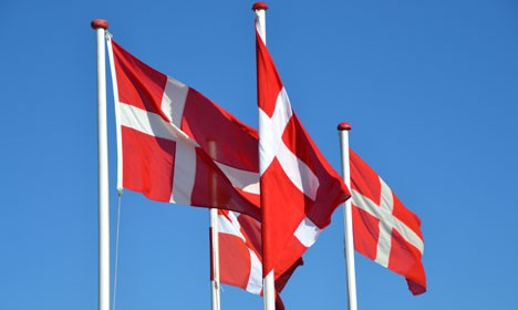 Denmark's great flagpole mystery solved