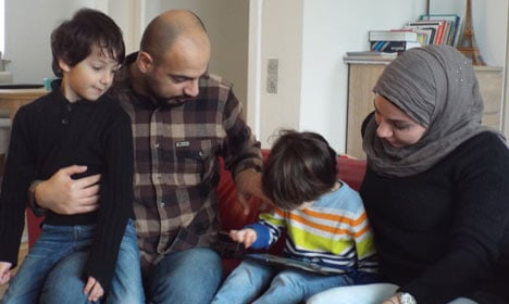 Before Denmark, 'we had a better life in Syria'