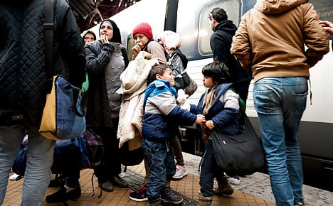 Refugees may bring new infections into Denmark