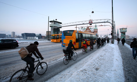How to take on the Danish winter like a true Viking