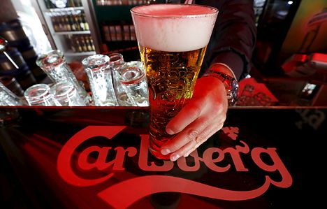 Hangover for Carlsberg after 'transition' year