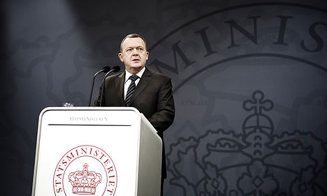 PM threatens election at Denmark's 'hour of destiny'