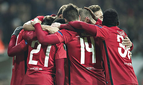 Midtjylland adds to United woes with win in Denmark