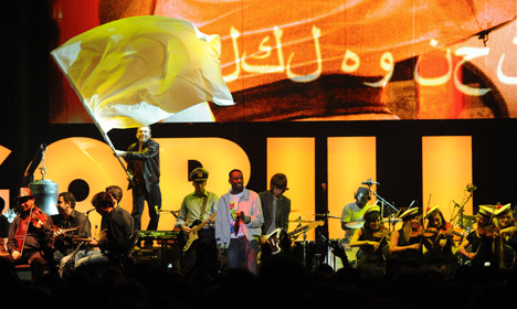 Syrian National Orchestra to open Roskilde Festival