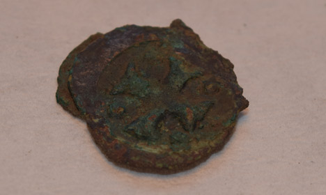 700-year-old Danish 'Civil War' coins uncovered