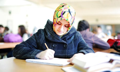 State-funded Danish Muslim school tells girls not to date