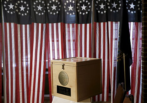 How to vote as an American expat in Denmark