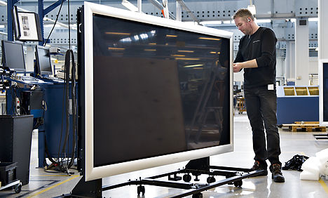 Bang & Olufsen outsources TV production to LG