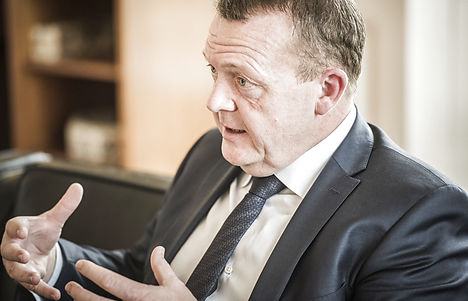 Danish PM to talk terror and refugees with Obama