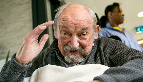 Denmark's 'last real worker' PM dies at 93