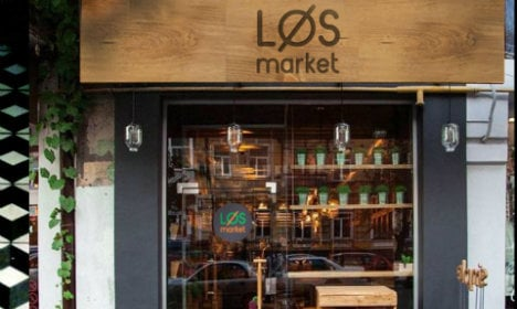 Unwrapping Denmark's first zero-packaging food store
