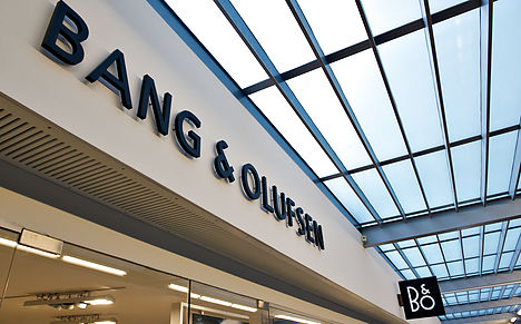 Earnings blues for Bang & Olufsen, but sales upbeat