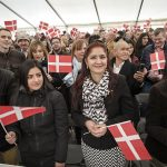 'Citizenship day' is held each year in April as a way to formally welcome all of the new Danes. Photo: Jens Astrup/Scanpix