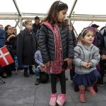Congratulations to the roughly 2,200 new Danes.Photo: Jens Astrup/Scanpix