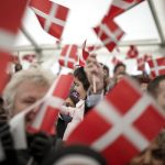 Everyone who received citizenship in 2015 was invited to the celebration.Photo: Jens Astrup/Scanpix