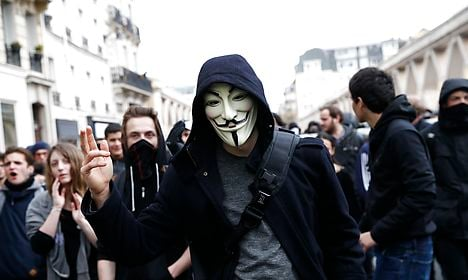 Danish Anonymous splits from parent group over 'greed'
