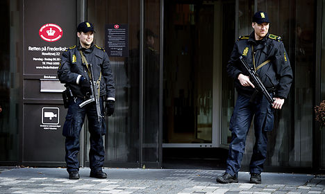Additional charges in Copenhagen Isis 'recruit' case