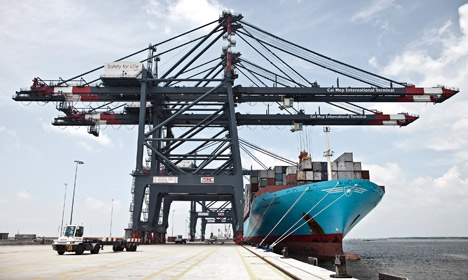 Maersk employee released in Angola after abduction