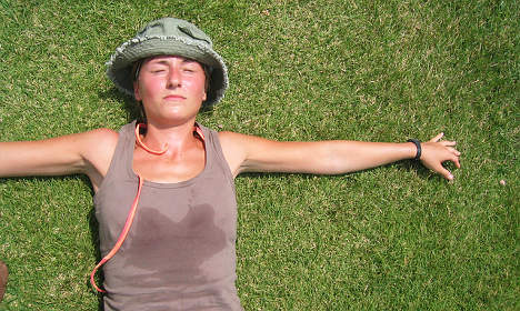 No sweat! Sweden pays for armpit treatment in Denmark