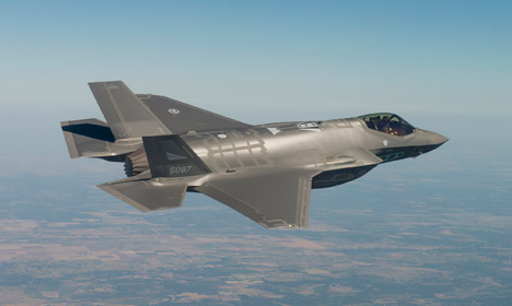 Denmark nears final decision on controversial fighter jets