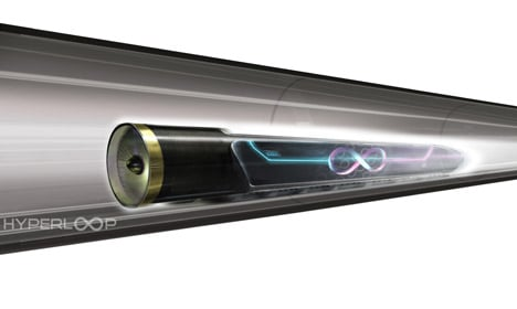 Danish 'starchitect' attached to Hyperloop project