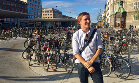 'I was fired from my first Danish job after nine days'