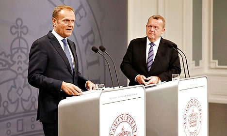 Keeping Denmark in Europol 'maybe impossible'