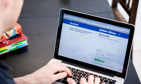 Danish man faces terror charge over Facebook post