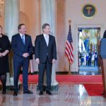 President Obama scolds Russia on Nordic threats