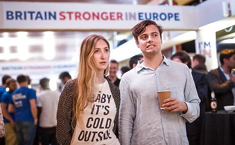 Brits in Denmark left shocked and concerned by Brexit